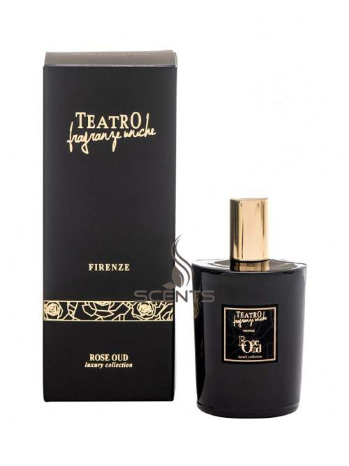 Спрей коллекционный Teatro Fragranze Rose Oud